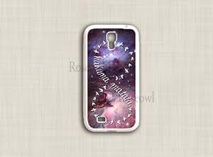 Galaxy S4 Case, Hakuna Matata Infinity Space Samsung S4 cases, Galaxy S4 Hard...