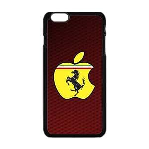 iPhone Ferrari Logo Hotsale Car Logo Phone Case for iPhone 6 plus 6