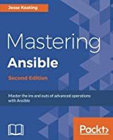 Mastering Ansible, 2nd Edition Front Cover