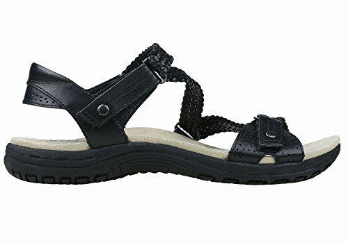 Sandals Jacki Womens Flat Planet Shoes Supportive Leather Comfortable apricot v0SwSq5