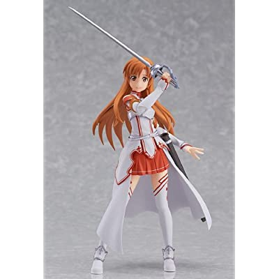 Max Factory Sword Art Online: Asuna Figma Action Figure: Toys & Games