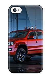 New Volkswagen Amarok 25 Tpu Skin Case Compatible With Iphone 4/4s