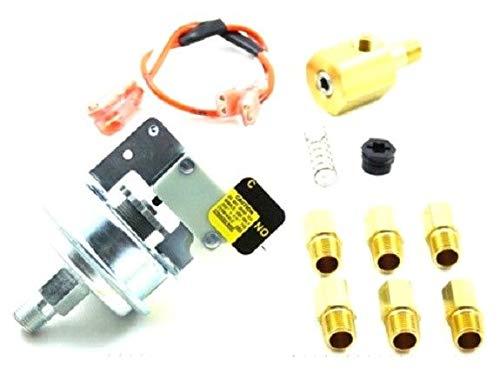nnox Armstrong Ducane LP Gas Valve Conversion Kit G51/G43 ()