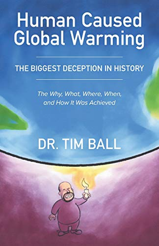 Human Caused Global Warming (Best Argument Against Global Warming)