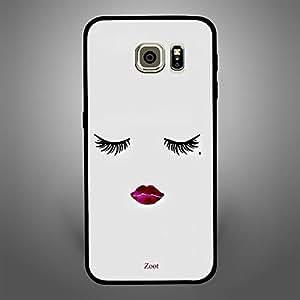 Samsung Galaxy S6 Edge Eyelashes