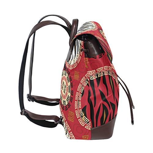 dos au femme pour DragonSwordlinsu Taille multicolore Sac à porté unique main XXOFxw