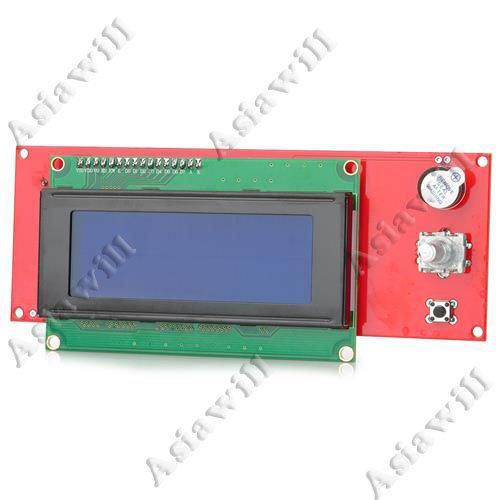 2004/Module /écran LCD Contr/ôleur pour Arduino Asiawill/® Contr/ôleur Imprimante 3D Rampes 1.4/ Mega 2560/R3/ 5/x disque Moteur A4988/