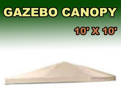 open-box-10-x-10-universal-gazebo-replacement-canopy-beige