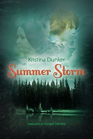 book cover of Summer Storm