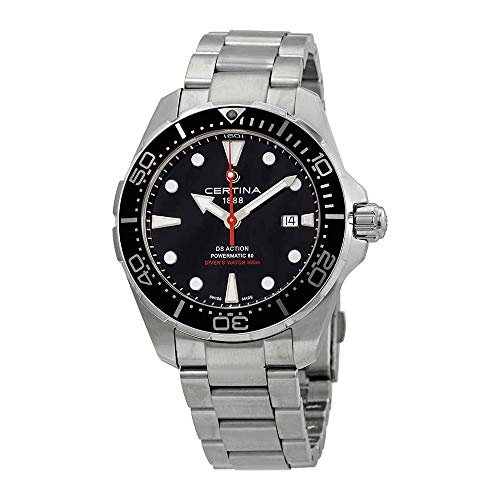 Certina Ds Action black