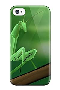TYH - Best New Fashion Premium Tpu Case Cover For Iphone 5/5s - Emerald Hunter phone case
