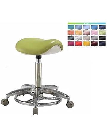 bonew Deluxe Dental círculo pie controlado caballo sillín silla piel sintética