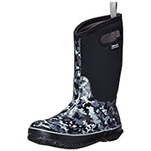 Bogs Classic Digital Camo Waterproof Winter & Rain Boot (Infant/Toddler/Little Kid/Big Kid)
