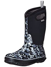 Bogs Classic Digital Camo Waterproof Winter & Rain Boot (Infant/Toddler/Little Kid/Big Kid)
