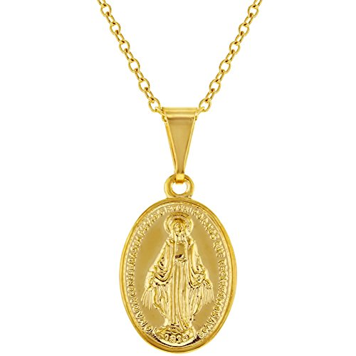 Great Medal Pendant Necklace - 6