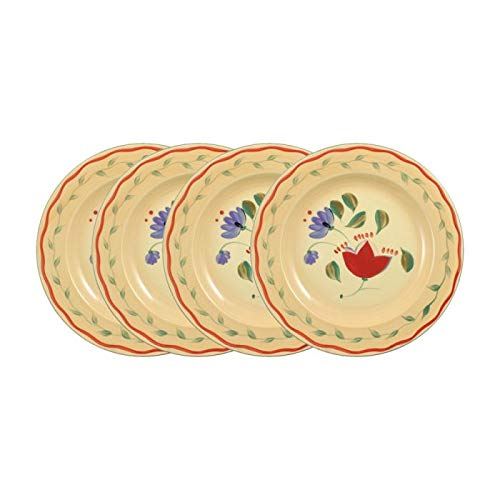 alad Plates (9-1/4 inch, Set of 4) ()