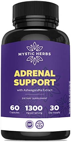 Adrenal Fatigue Supplements Cortisol Manager
