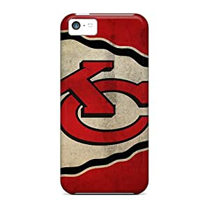 Excellent Iphone 5c Case Tpu Cover Back Skin Protector Kansas City Chiefs