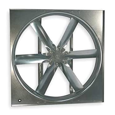 Dayton Supply Fan, 52.00 x 51.50 (1WDC8)