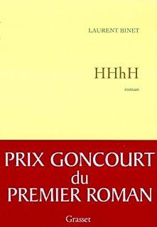 HHhH, Binet, Laurent