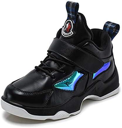 Niños De Invierno Zapatillas De Deporte, Zapatos De Baloncesto De ...
