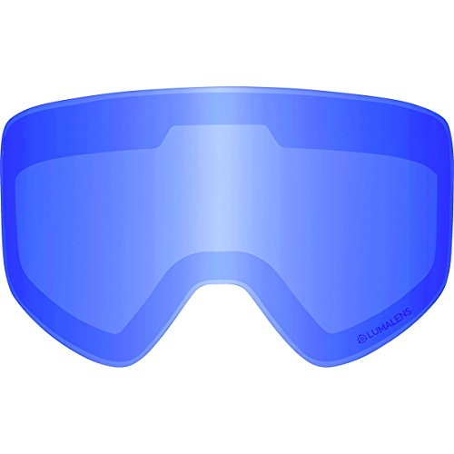 Dragon D1 Goggles Replacement Lens Lumalens Blue Ion, One Size (Dragon D1 Lenses)