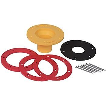 Oatey 43402 Set Rite Toilet Flange Extension Kit 3 4 Quot 7