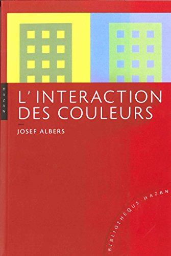 Interaction des couleurs (Nouvelle édition) ~ Joseph Albers