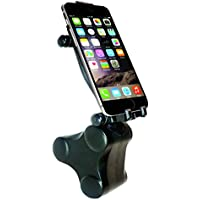 U Tree - Smart Mount Car Holder for iPhone 7 Plus/7/6/5, Galaxy S7/S6, Smartphones, Accessories and More