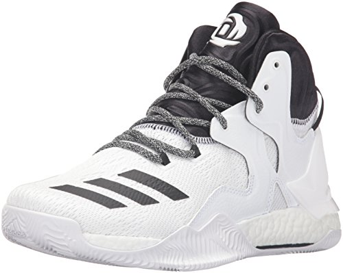 outlet hot sale cost cheap online Adidas Performance Men's D Rose 7 Basketball Shoe White/Black White sale 2015 new Ug5yN7HQ6
