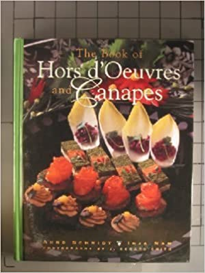 Book of Great Hors dOeuvres