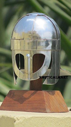 Armor Helmet Norman Viking (Norman Knight Costume)
