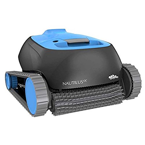 Dolphin Nautilus with CleverClean Robotic Pool Cleaner by Dolphin