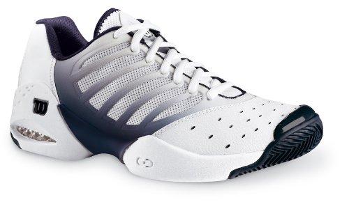 Wilson Tour–Zapatillas de tenis, blanco, 44,5 EU