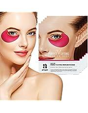 Avajar Perfect V Lifting Premium Eye Mask 10set - Under Eye Bags Treatment Patches Mask for Puffy Eyes | Undereye Gel Pads Dark Circle Eyes Treatment | Collagen Hydrogel Anti Aging Wrinkle Eye Patch