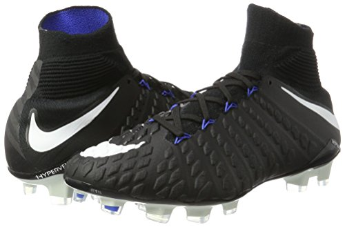 Zapatillas para Phantom DF de Hombre NIKE 3 Hypervenom Negro Fútbol RIvfqpx