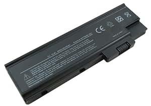 Superb Choice - batería de 8 celdas para portátil ACER 5001WLCi 5001WLMi 5002LC 5002LCi 5002LM 5002LMi 5002NWLMi 5002WLCi 5002WLM 5002WLMi