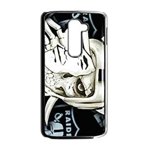 Raiders Logo Hot Seller Stylish Hard Case For LG G2
