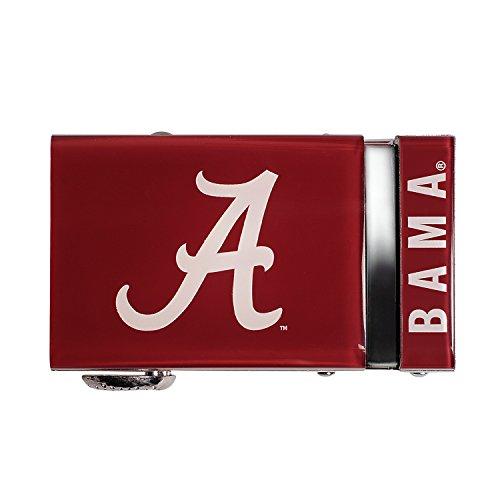 Alabama Crimson Tide 40mm Buckle (Metal Licensed Belt Buckle)