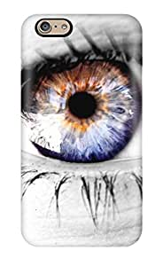 Hot Eyes Wide Open First Grade Tpu Phone Case For Iphone 6 Case Cover