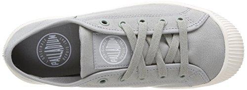 Palladium Uslex - Zapatillas de Deporte de canvas mujer gris - Gris (Mouse/Marshmallow)