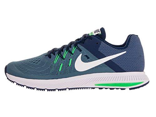 Nike 807276 403, Zapatillas de Deporte Unisex Adulto Varios colores (Ocn Fg /     White Elctrc Grn Lyl Bl)