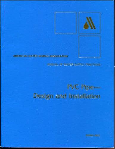 Buy Pvc Pipe M23 American Water Works Association AWWA