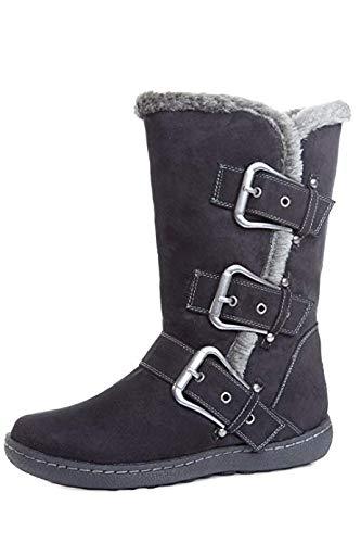 Pixie Pixie Black Boots Daisy Ladies Daisy qpTwxBdw5