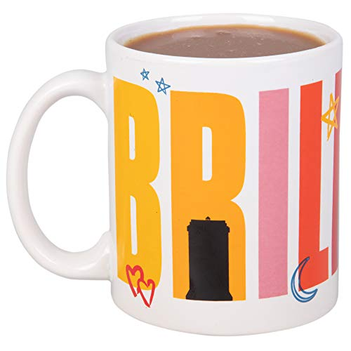 Doctor Who Ceramic Coffee Mug - 13th Doctor Brilliant Design - 11oz