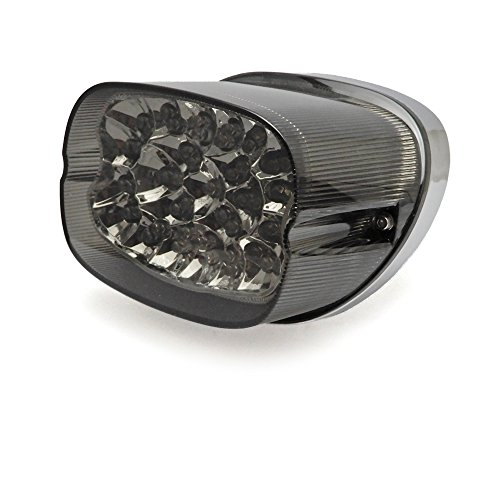 LED Tail Light Turn Signals for Sportster XL FLHR FLHRCI FXD Dyna Road King Electra Glide Brake Park Light Stop Lamp