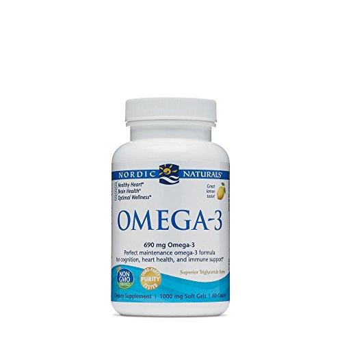 Nordic Naturals Omega-3 - Lemon