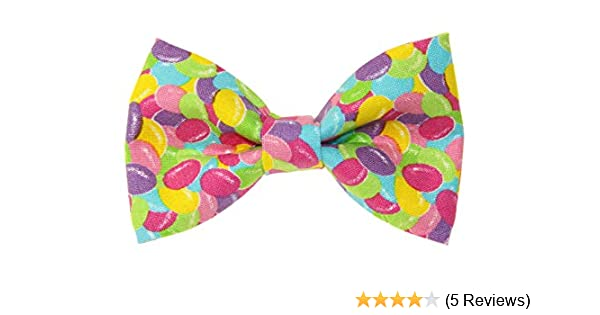 Toddler Boy 4T 5T Jelly Beans Clip On Cotton Bow Tie Easter Bowtie