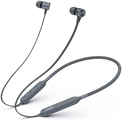 Auriculares Bluetooth V4.1 Deportivo con Soporte Cuello Negro H969BT