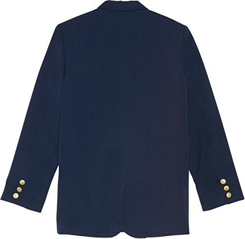 French Toast School Uniform Boys Classic School Blazer, Navy, 10 by French Toast (Image #1)